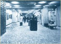 竣工当時の紀伊國屋画廊