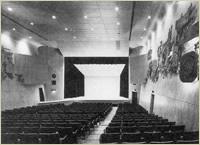 竣工当時の紀伊國屋ホール