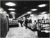 竣工当時の2階和書売場