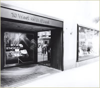 開店当時のニューヨーク店